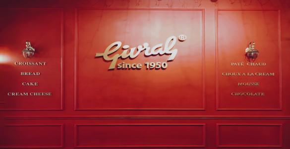 Givral Hà Nội ra mắt cửa hàng đầu tiên tại số 35 Tràng Tiền