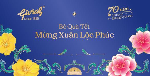 Bộ quà Tết 2020 - Mừng Xuân Lộc Phúc