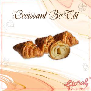 Croissant Bơ Tỏi (Hộp)