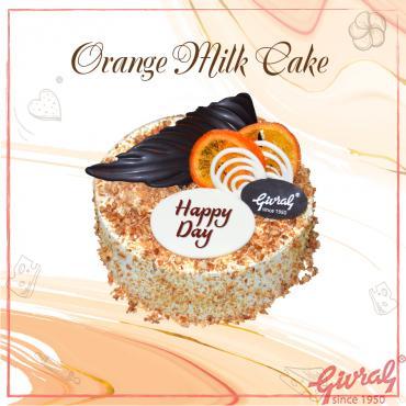Orange Milk Cake - Ổ (Số 0)