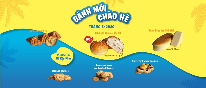 Bánh Mùa Hè 2020