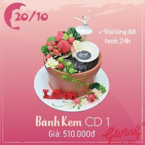 BÁNH KEM - CD 1
