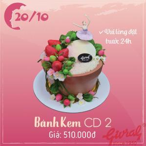 BÁNH KEM - CD 2