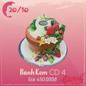 BÁNH KEM - CD 4