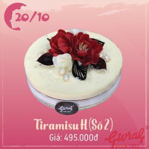 TIRAMISU H (Số 2)