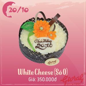 WHITE CHEESE (Số 0)