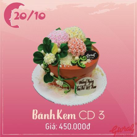 BÁNH KEM - CD 3