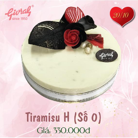 TIRAMISU H (Số 0)