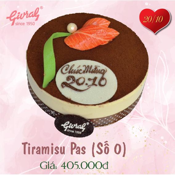 TIRAMISU PAS (Số 0)