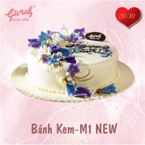 Bánh Sinh Nhật M1 New