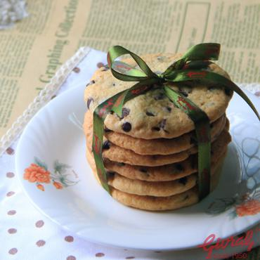 French Crusty Cookies