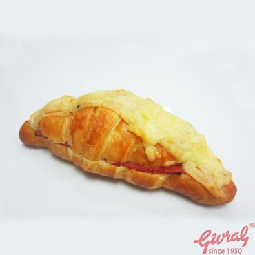 Ham cheese croissant 50g