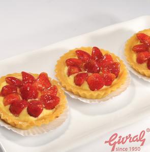 Strawberry Tart (Cái - Lớn)