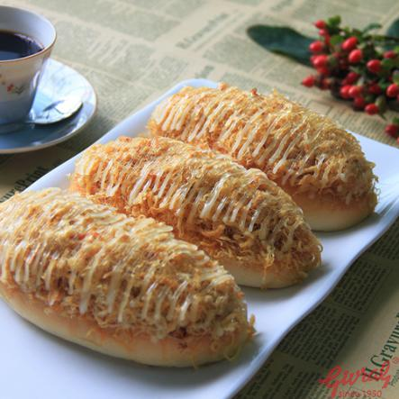 Bánh Mì Chà Bông (Cái)