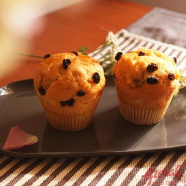 Muffin nho rừng
