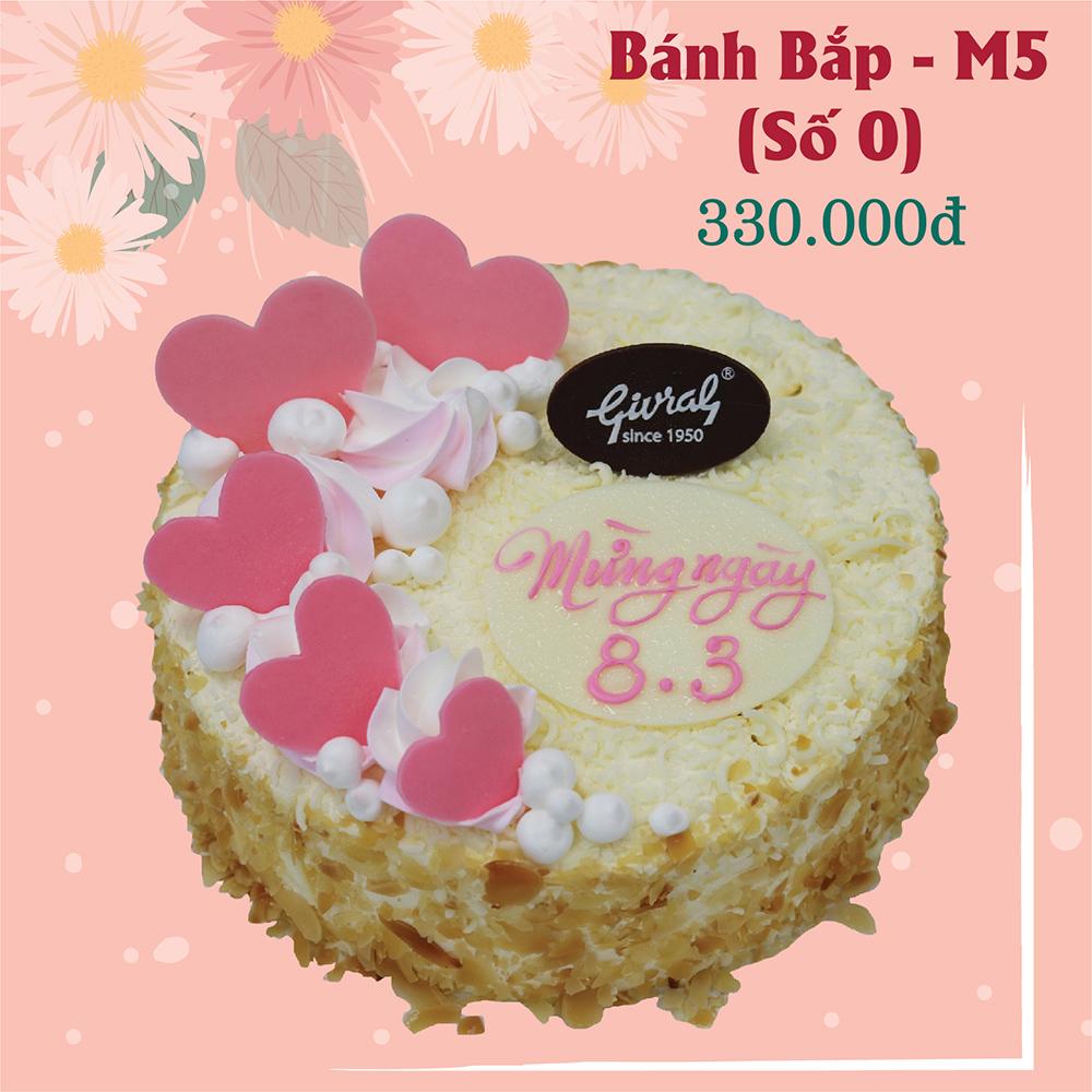 Bánh Bắp M5 (Số 0)
