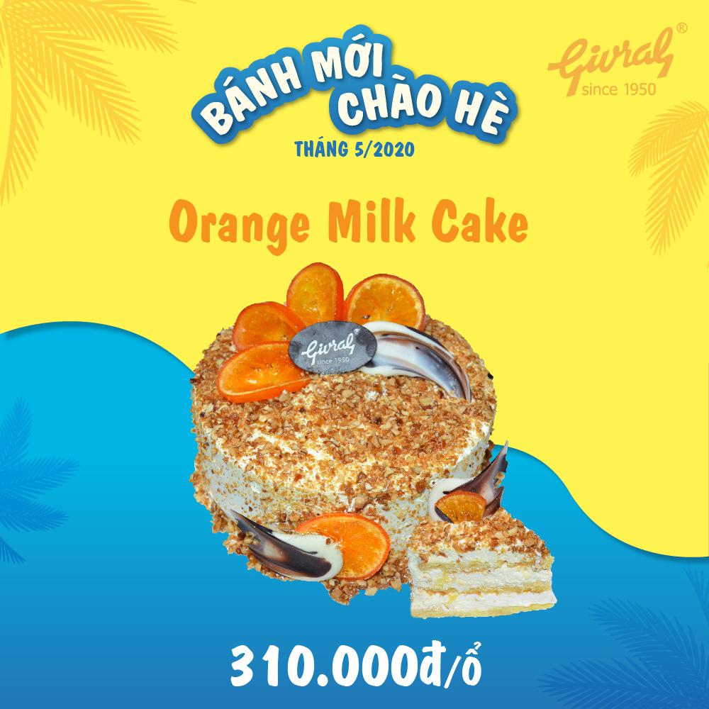 Orange Milk Cake ok
